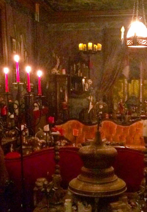 Gothic Parlor